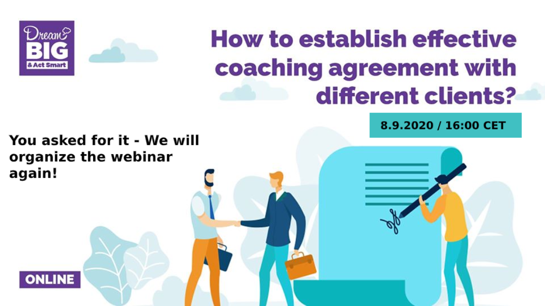 coach coaching agreement